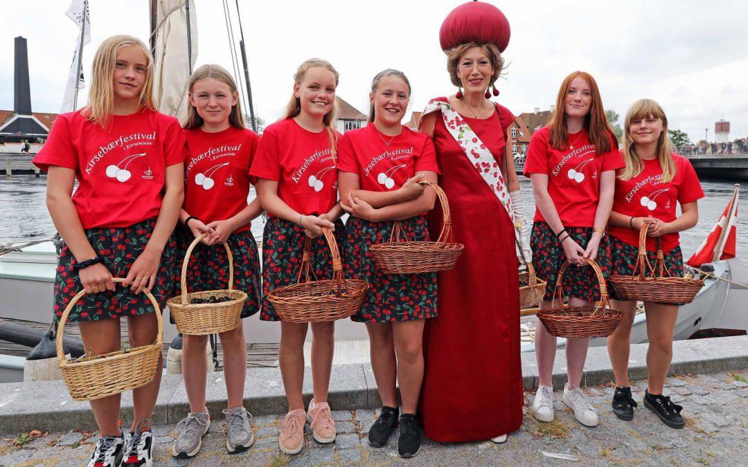 Om Kerteminde Kirsebærfestival